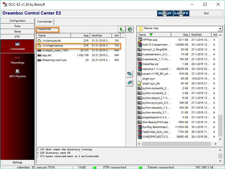 شرح تشغيل جهاز vuplus 338602287