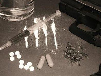 انواع المخدرات واسماءها