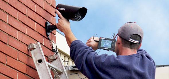 كاميرات المراقبة الحارس الأمين
