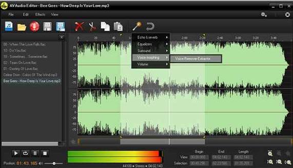 الصوتيات المجانى AVAudioEditor 7.5.6 ياتيكم بمميزات جبااره 169285328.png