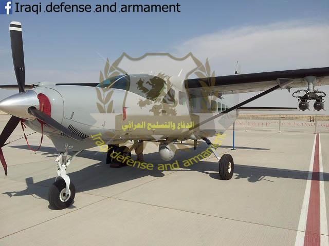 جميع صفقات طائرات Cessna 208 Caravan العراقيه .....متجدد  - صفحة 2 909925216