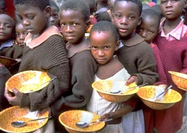 تقرير لمنظمة الأمم المتحدة: عدد الجوعى في العالم يتزايد لأول مرة منذ اكثر من 10 سنوات
