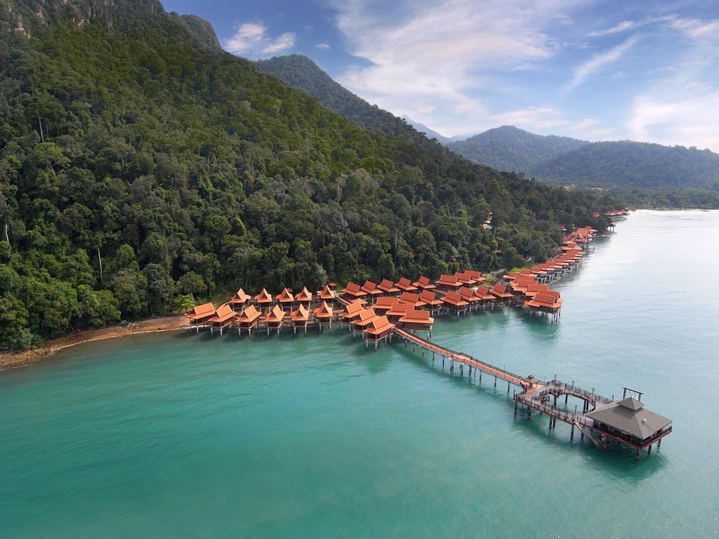 شهر عسل لا ينسى في أجمل ثلاث شواطئ في ماليزيا(الباكج الفاخر)