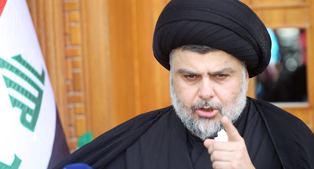 زعيم التيار الصدريدعوا فصائل المقاومة في العراق الى عقد اجتماع طارئ بشأن القدس