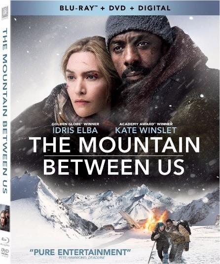 The Mountain Between Us 2017 1080p BluRay