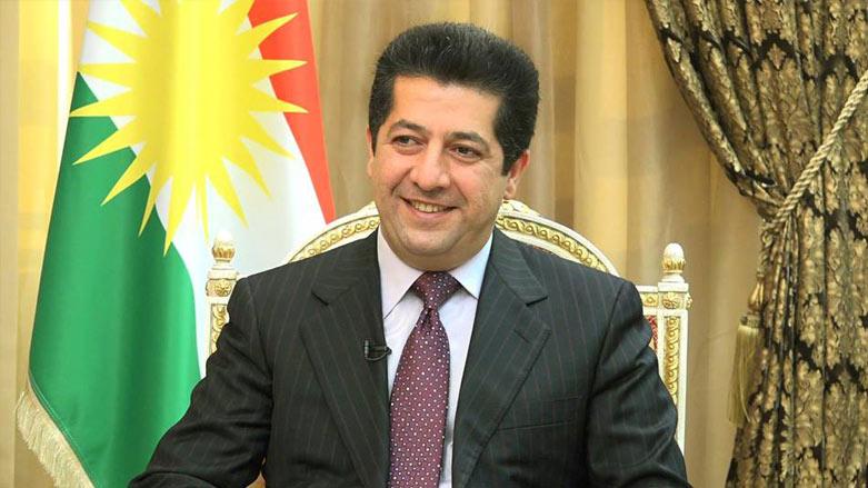 بارزاني: رئيس الوزراء ابدى استعداد بغداد لحل الخلافات مع أربيل