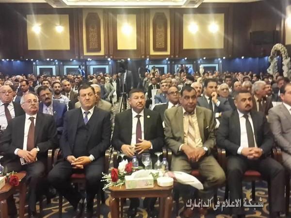 كرنفال بنكهة الوفاء في اتحاد الحقوقيين العراقيين / ادريس الحمداني