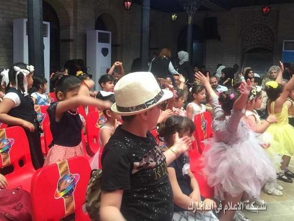 أحتفالية من طراز خاص جدا تحدث لأول مرة بأفتتاح مركز ثقافة الطفل في قصر الثقافة بالبصرة