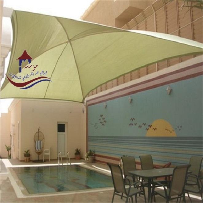 تصميمات منوعة مختلف انواع مظلات