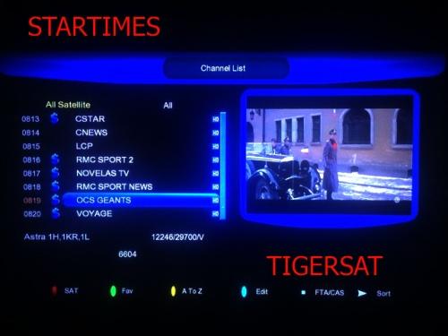 تحـــويل ICONE I3030 إلى TIGER I900 PRADO مع أخر تحديت 25/07/2019