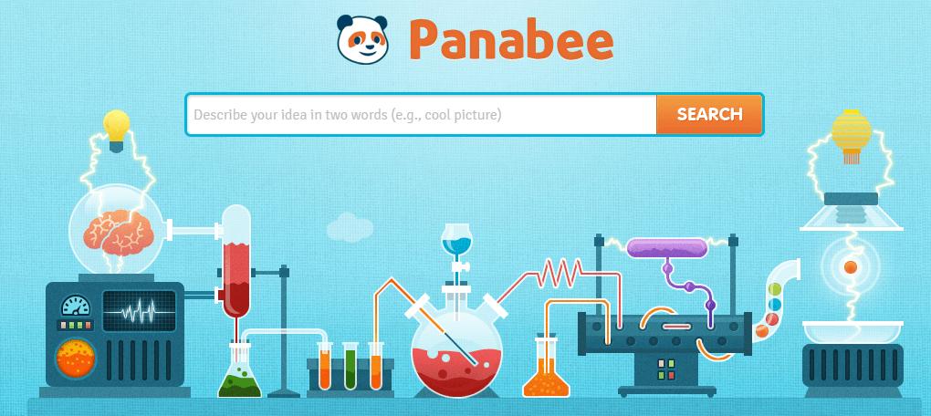 موقع panabee